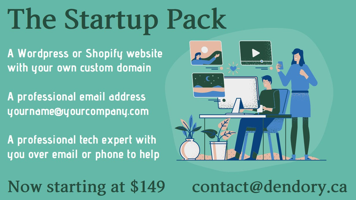 The Startup Pack